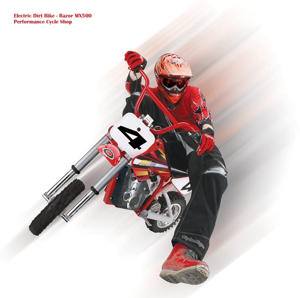 Electric Dirt Bike – Razor MX500 Review in 2020
