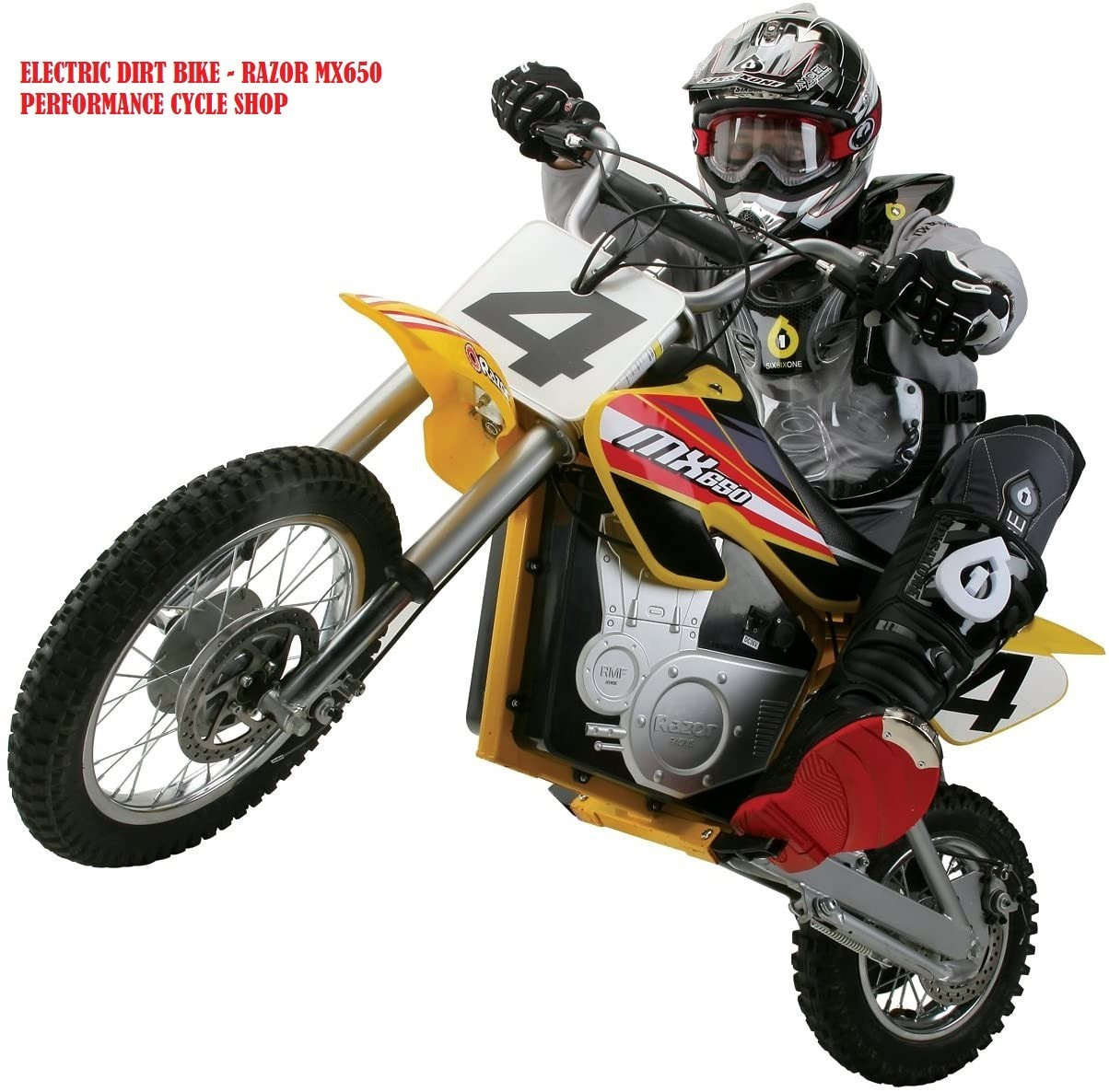 Electric Dirt Bike – Razor MX650 Review in 2020