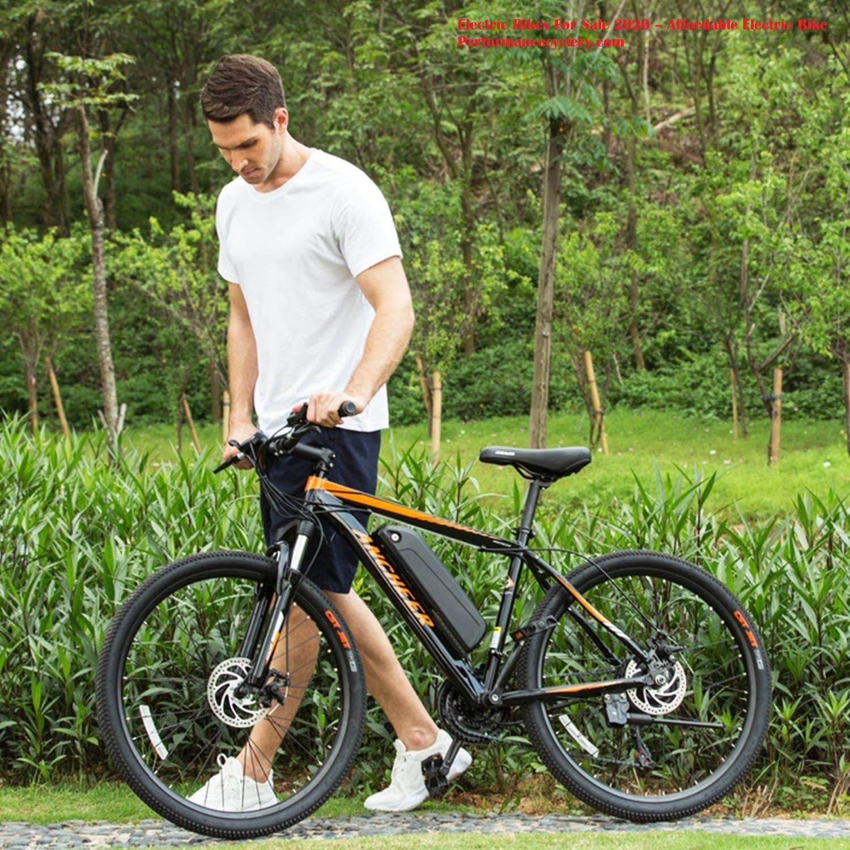 Electric Bikes 2020
