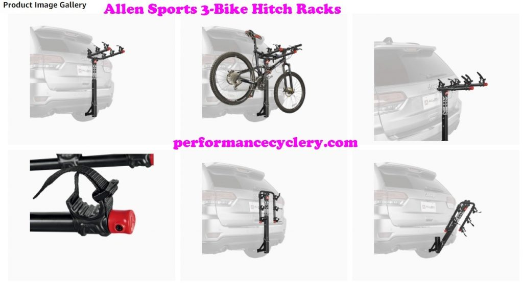 Allen Sports 3 Bike Hitch Racks 6 1024x559 - Allen Sports Bike Rack Reviews in 2020 - What You Need To Know Before Buying a Bike Rack For Your Car