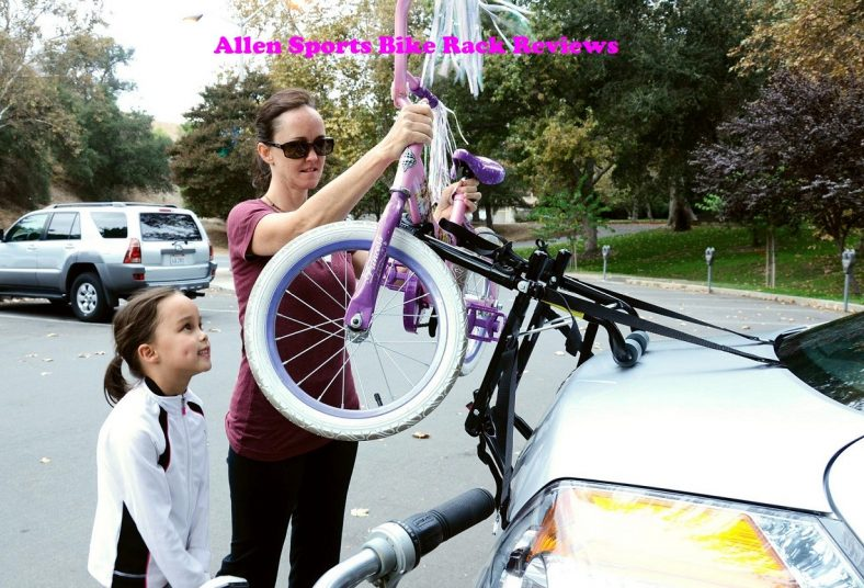 Allen Sports Bike Rack Reviews