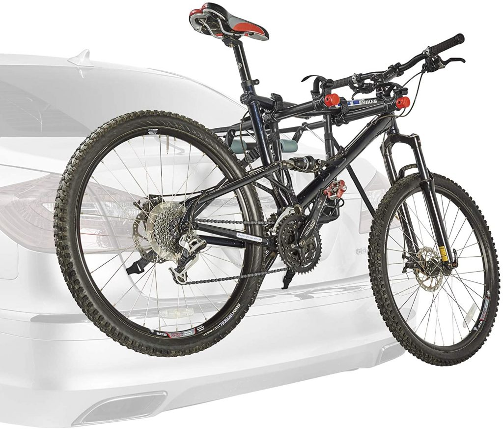 Allen Sports Deluxe 2 Bike Trunk Mount Rack 1 1024x872 - Allen Sports Bike Rack Reviews in 2020 - What You Need To Know Before Buying a Bike Rack For Your Car