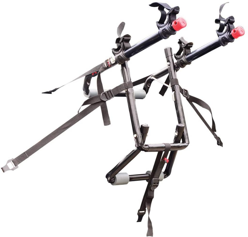 Allen Sports Deluxe 2 Bike Trunk Mount Rack 2 1024x979 - Allen Sports Bike Rack Reviews in 2020 - What You Need To Know Before Buying a Bike Rack For Your Car