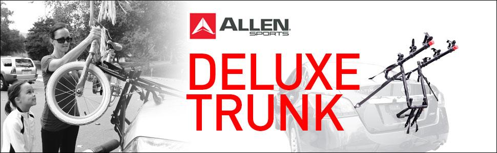 Allen Sports Deluxe 2 Bike Trunk Mount Rack 6 - Allen Sports Bike Rack Reviews in 2020 - What You Need To Know Before Buying a Bike Rack For Your Car