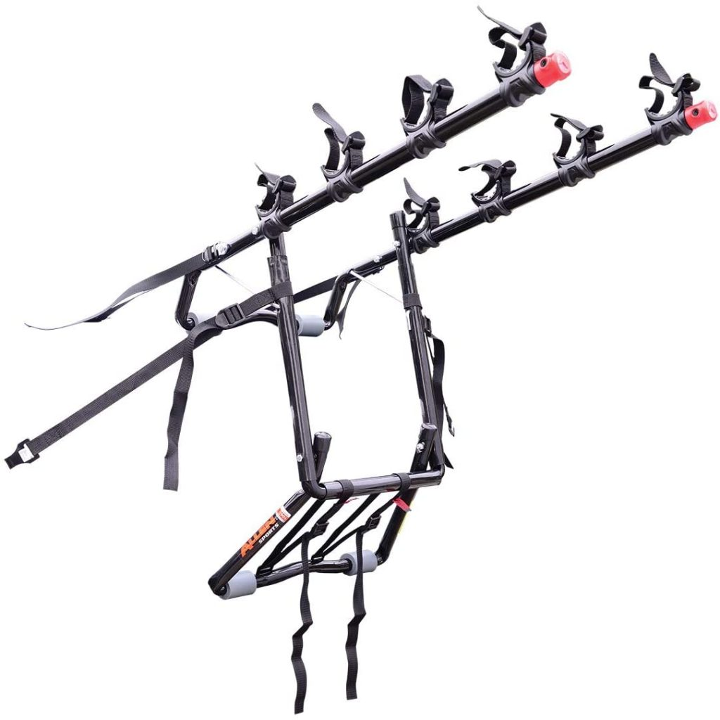Allen Sports Deluxe 4 Bike Trunk Mount Rack 2 1 1024x1024 - Allen Sports Bike Rack Reviews in 2020 - What You Need To Know Before Buying a Bike Rack For Your Car