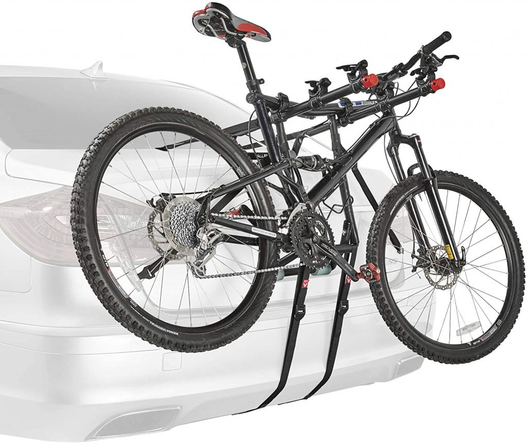 Allen Sports Deluxe Trunk Mount 3 Bike Carrier 1 1024x862 - Allen Sports Bike Rack Reviews in 2020 - What You Need To Know Before Buying a Bike Rack For Your Car