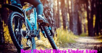 Best Hybrid Bikes Under $300