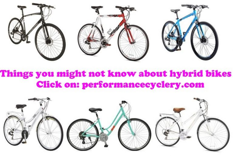 Things You Might Not Know About Hybrid Bikes
