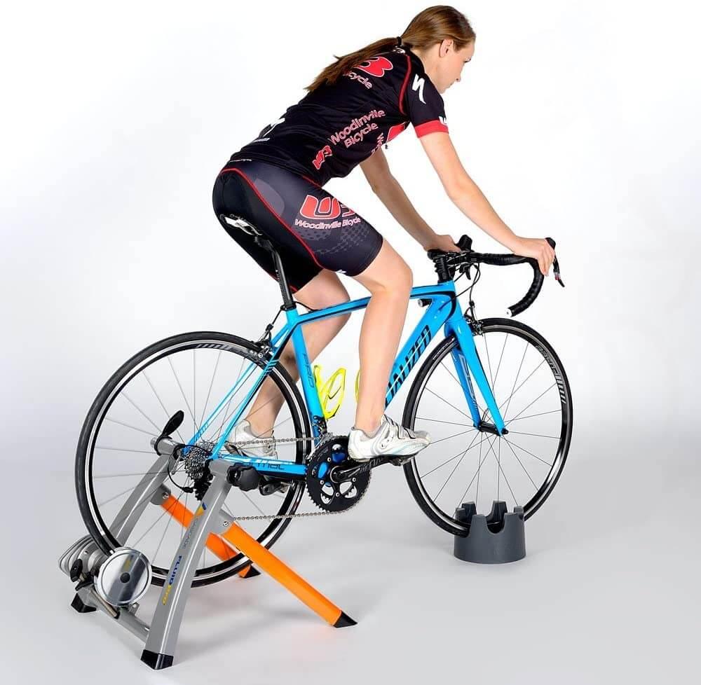 Cascade Health Fitness Fluidpro Bike Trainer 2 - Best Fluid Bike Trainers in 2020