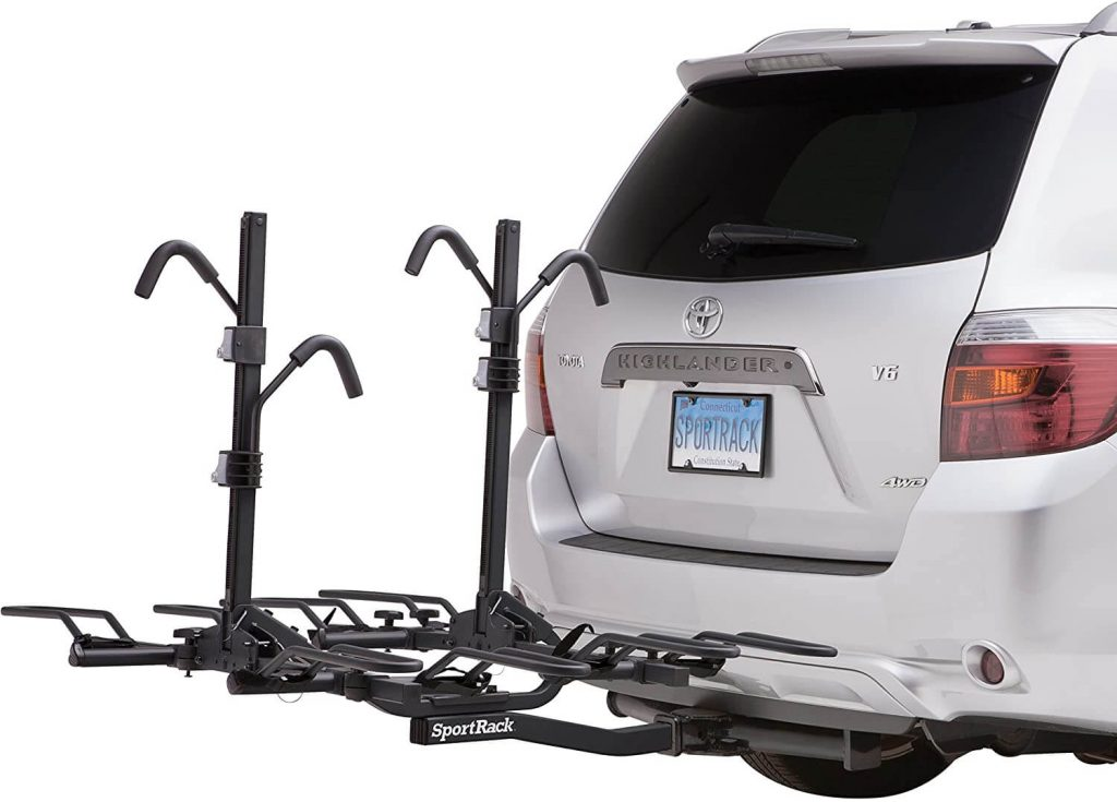 SportRack Crest 4 Locking Black 1 1024x735 - Sportrack Bike Rack Reviews in 2020