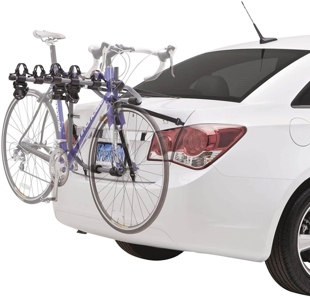 SportRack Pursuit Anti Sway Trunk Mount Bike Rack 1024x981 - Sportrack Bike Rack Reviews in 2020