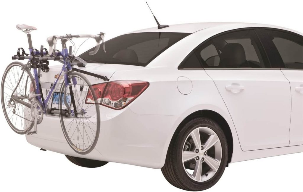SportRack Pursuit Anti Sway Trunk Mount Bike Rack 6 1024x649 - Sportrack Bike Rack Reviews in 2020