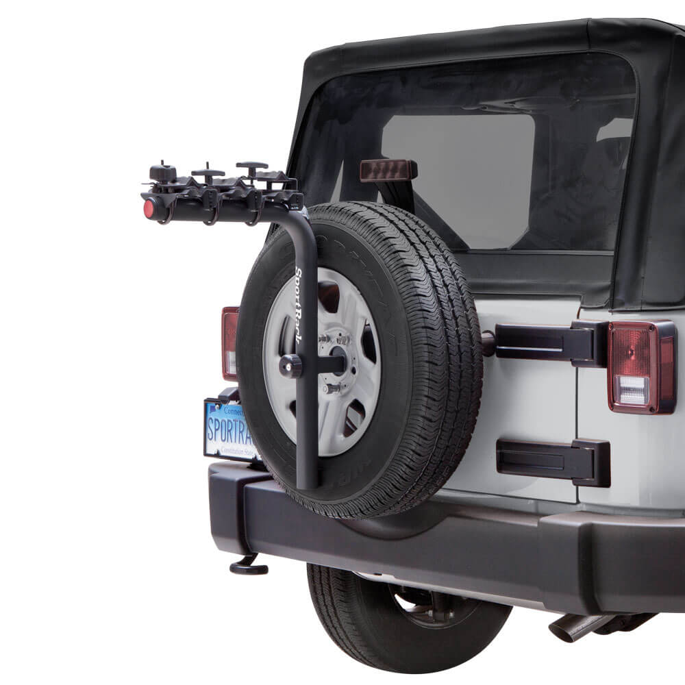 SportRack SR2813B Pathway Spare Tire Rack 7 - Sportrack Bike Rack Reviews in 2020