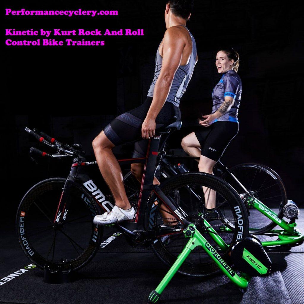 Kinetic by Kurt Rock And Roll Control Bike Trainers