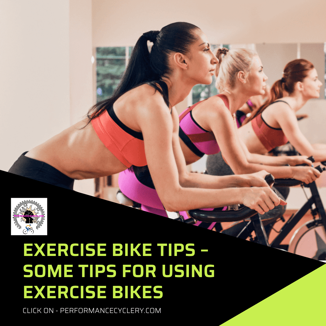 EXERCISE BIKE TIPS